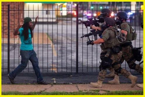 Ferguson Uprising