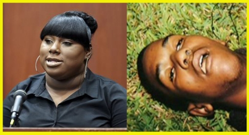 Rachel Jeantel and Trayvon