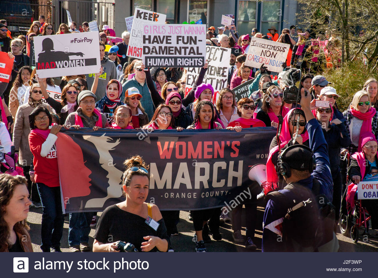 multiracial-women-lead-the-january-2017-anti-trump-womens-march-in-J2F3WP